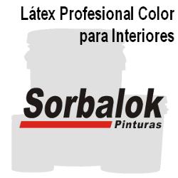 Látex Profesional Color Sorbalok